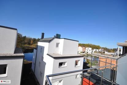 Ideal aufgeteilte Doppelhaushälfte am Badesee!!