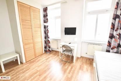 Mini Apartment voll ausgestattet++++ Provisionsfrei für Mieter ++++ gute Lage 1160 ++++ Miete all inklusive