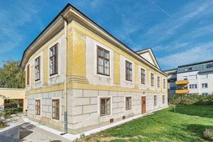 Historische Zinsvilla mit Ausbaupotential