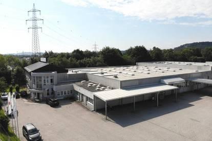 Betriebsliegenschaft in Sankt Florian nahe der Autobahn zu vermieten