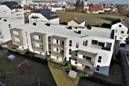 Neubau Erstbezugswohnung in Traun mit Loggia und Tiefgarage Top 08