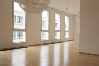 1040! 1-Zimmer Neubauwohnung mit Gemeinschaftsterrasse und tollem Blick zur Karlskirche