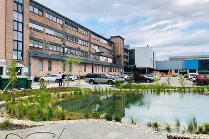 Spitzenpreise für Büro/Lagerkombinationen in den alten Semperit Werken im Gewerbepark Traiskirchen!