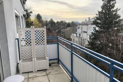 1180! Sonnige 3-Zimmer mit großem Balkon nahe BOKU!