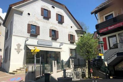 Historisches Wohn- und Geschäftshaus in Saalfelden!