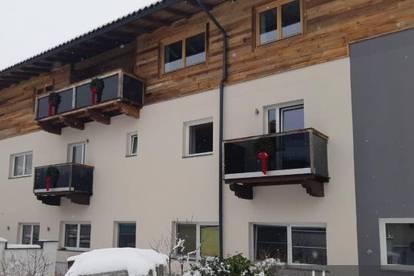 3-Zimmer Erdgeschoss-Wohnung in Hollersbach