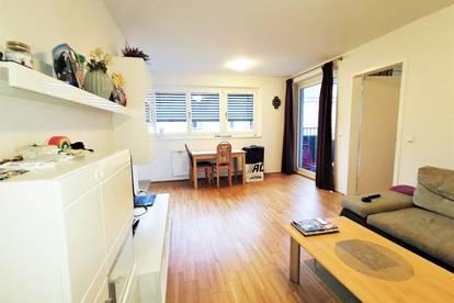 SAUNA UND FITNESS IM HAUS: DER PRATER UMS ECK! moderne 2 Zimmer mit Loggia!