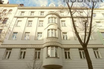 UNBEFRISTET!!! Schöne 3-Zimmer-Altbauwohnung in exzellenter Lage!