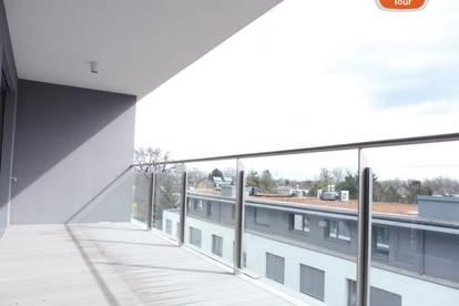 3D - Tour! Top moderne 3 Zimmerwohnung mit Loggia nahe zum Kaiserwasser!