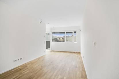 Hofseitig und ruhig! Single-Wohnung mit 4m² Balkon!!! ERSTBEZUG!!!