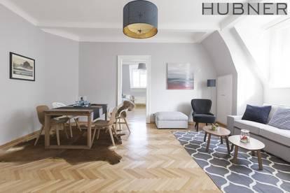 Top renovierte 4 Zimmer Altbauwohnung in bester Lage in Döbling!
