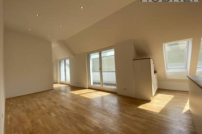 ERSTBEZUG!!! 4-Zimmer-DG Wohnung mit 11,38m² Terrasse