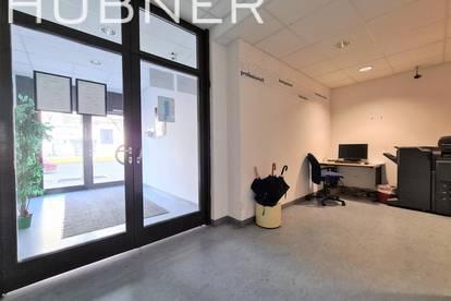 Variable Bürofläche mit herrlichem Blick - Uno City & U1 Nähe (12,--/m² Nettomiete)