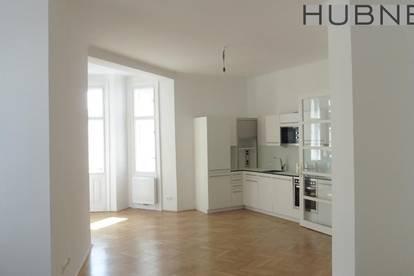 """""""WOHNEN MIT STIL"""", mit dem Lift in die Wohnung, 3 Zimmer plus Wohnküche und Balkon /unbefristet"""