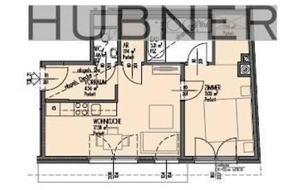 6. OG!!! Moderne, hochwertig ausgestattete 2 Zimmer Wohnung in Traumlage