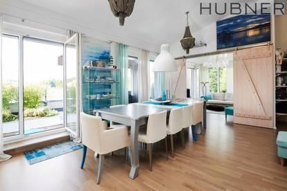 Velden, exklusive Penthouse-Wohnung, mit See-Zugang