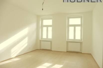 Top sanierte 3-Zimmer-Altbauwohnung mit 5,5m² großem Balkon