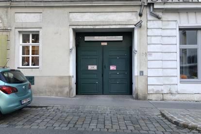 Garagenplatz beim Spittelberg zu vermieten!