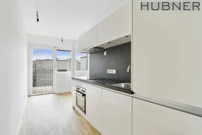 Brandneue Single-Wohnung mit 4m² Balkon!!! Hofseitig und ruhig! ERSTBEZUG!!!