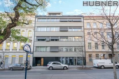 ERSTBEZUG!!! Hofseitig und ruhig! Single-Wohnung mit 14m² Balkon!!!