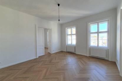 ERSTBEZUG!! Altbau - 3 Schlafzimmer - 3 Badezimmer - Grenze 1.Bezirk Schwedenplatz - unbefristet!!