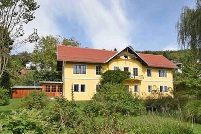 Exklusive Villenetage 6-Zimmer Mietwohnung in Seenähe