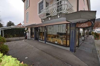Café in guter Frequenzlage zu verkaufen