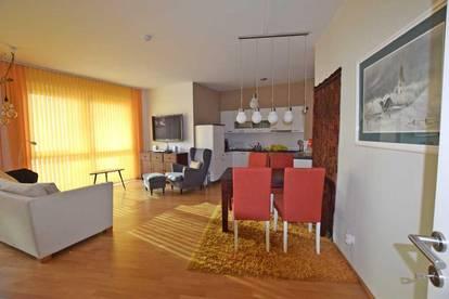 Möblierte, barrierefreie 2-Zimmer-Wohnung in Zentrumsnähe