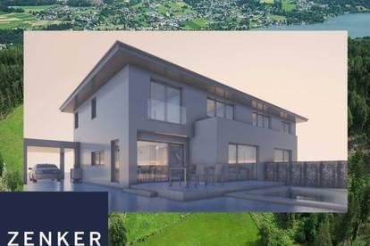 ZENKER Kontur 150 Doppelhaushälfte mit 1.030m² Grundstück