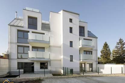 Wunderschönes Gartenappartement - Familienfreundliche Neubaueigentumswohnung