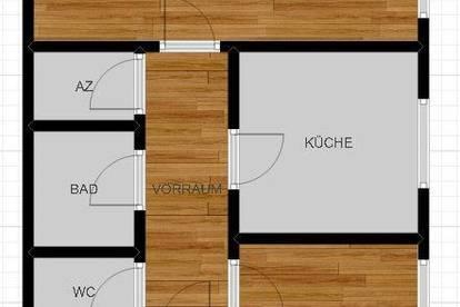 Nette 2 Zimmer Wohnung in der Körösistraße!