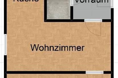 Perfekt für Pärchen oder Singles! Schöne 2 Zimmerwohnung in zentraler Lage! Frei ab 01.08.2020