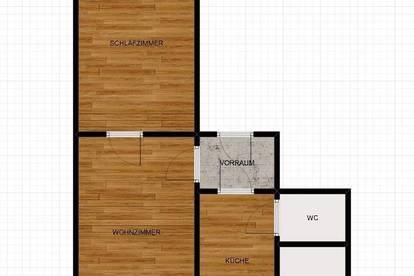Studentenhit! Schöne 2 Zimmer Wohnung in der Nähe der alten Technik!