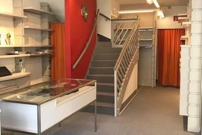 Jetzt auch 360 GRAD-TOUR Möglich! attraktives Geschäft in der Innenstadt von Villach