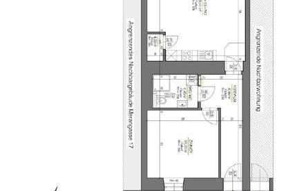 Schöne 2-Zimmer Wohnung in zentraler Lage! Provisionsfrei!!