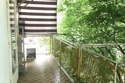 Entzückende 2 Zimmer Wohnung in der Lagergasse mit Balkon zu vermieten!