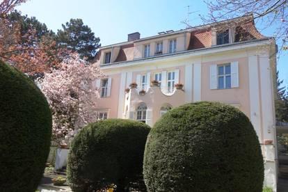 170 m²  Dachgeschosswohnung mit Gartennutzung  in bester Hietzinger Wohnlage