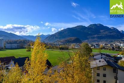 Familienfreundliche Eigentumswohnung mit herrlichem Panoramablick in Bad Ischl!!