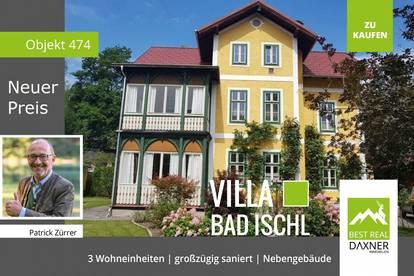 NEUER PREIS! Villa in Bad Ischl