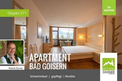 Ruhelage in Bad Goisern am Hallstättersee!