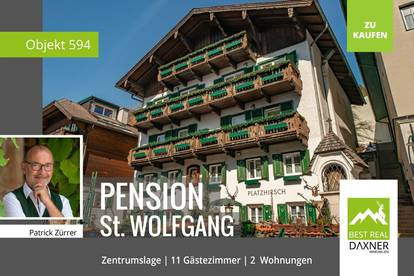 "Pension Platzhirsch ""Zur alten Wagnerei"" Sankt Wolfgang im Salzkammergut"