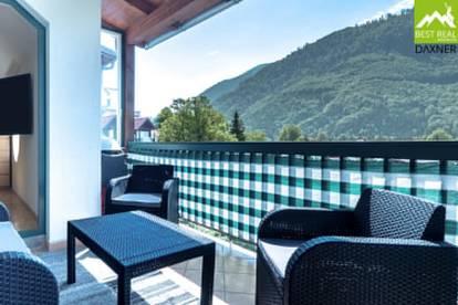 Moderne Eigentumswohnung in Ebensee am Traunsee!!