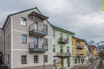 ERSTBEZUG: Eigentumswohnung de luxe im Zentrum von Bad Ischl!!