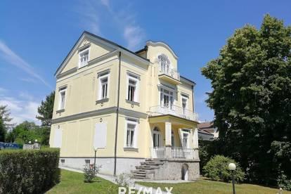 TOP Altbau-Wohnung mit Balkon und Terrasse im Garten - inkl. Heizungs- und WW-Akonto!