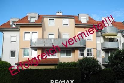 Erfolgreich vermietet!!! Nähe Klinikum Baden - 3-Zimmer-Maisonette mit Balkon nach Westen
