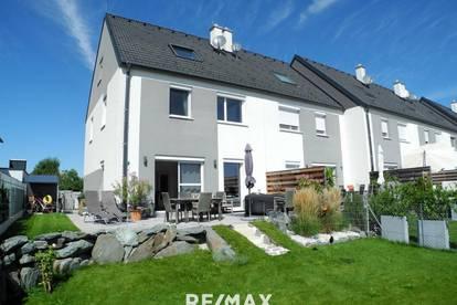 Neuwertiges Eck-Reihenhaus mit TOP-Ausstattung - 154 m² Wohnfläche!
