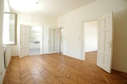 TOP Altbau-Büro mit Balkon - inkl. Heizungs- und WW-Akonto!