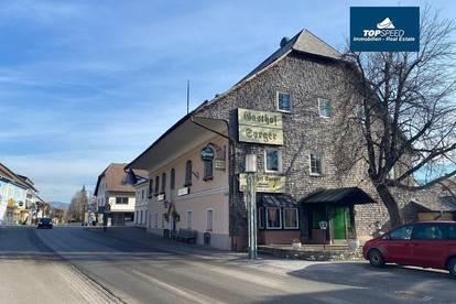 Gastrobetrieb im Zentrum von Steinach