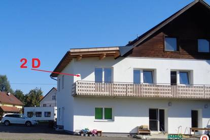 2 Zimmer Mietwohnung mit Balkon und Gartenbenützung Nähe Zwettl