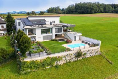 FIRST CLASS - HIGH END FAMILIENANWESEN IN GRÜNER PANORAMALAGE!!!